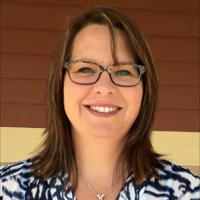 Beverly MacNaughton is the new executive director for the Sparwood Chamber of Commerce.