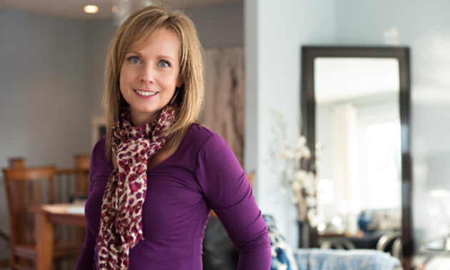 Adrienne Gerein is a Certified Interior Decorator and True Color Expert in Cranbrook, B.C.