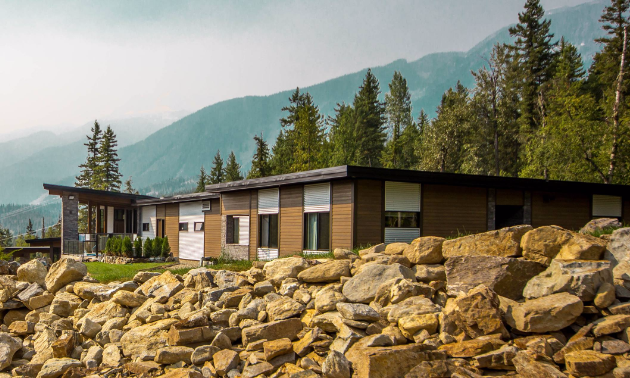 Eagle Pass Lodge