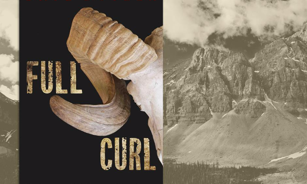 Dave Butler's new book, Full Curl