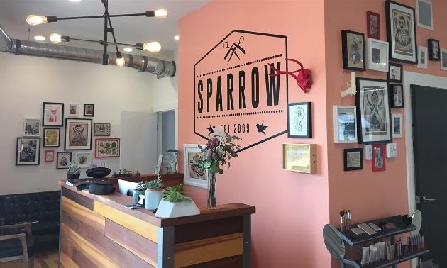 Sparrow Hair Salon