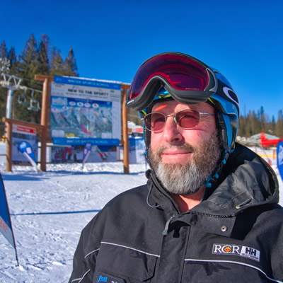 Andy Cohen is the general manager of Fernie Alpine Resort and Kimberley Alpine Resort.