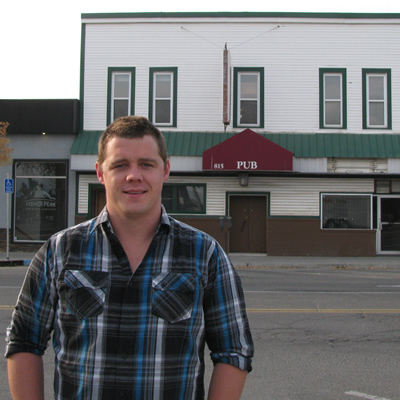 Brandon Bolen, P.Eng., is a structural engineer who recently opened Bolen Engineering in Cranbrook, B.C.