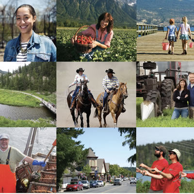 The Columbia Valley has received $159,600 from B.C.'s Rural Dividend Fund to address economic development.
