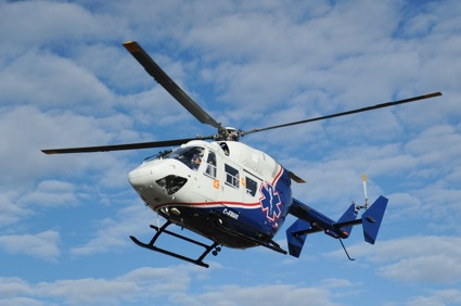 Bighorn's BK-117 helicopter can be used ...