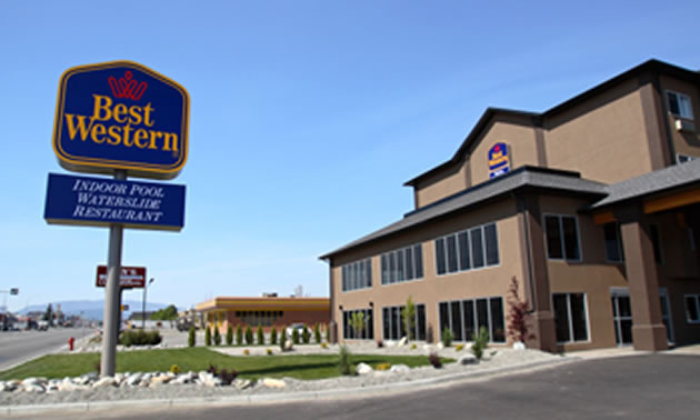The Best Western Hotel in Cranbrook is one of the city's hotels collecting the new 3% accommodation tax.