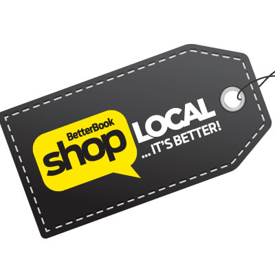 Graphic of the Shop Local initiative.