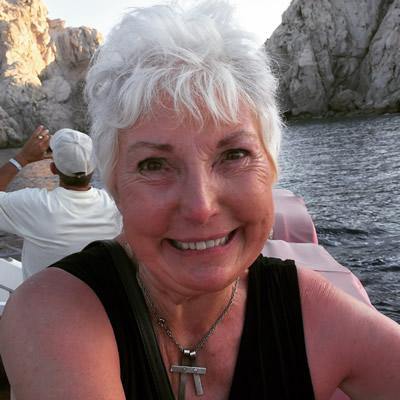 Bobby Hutchinson of Sparwood, B.C., is a successful and prolific writer of romance novels.