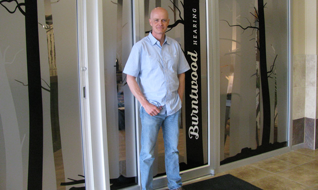 Long-time hearing specialist Garth Brears has opened his own audiology centre, Burntwood Hearing, in Cranbrook, B.C.