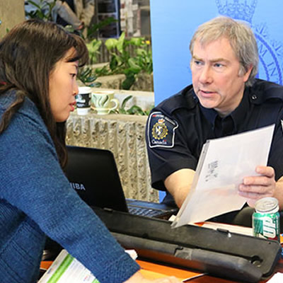 Canada Border Services Agency is an employer exhibitor participating in Selkirk College Career & Education Fair.