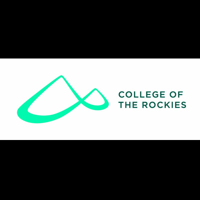 The College of the Rockies new logo.