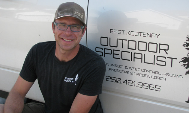 Caleb Willems owns and operates East Kootenay Outdoor Specialist in Cranbrook, B.C.