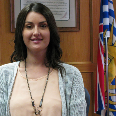 Danielle Cardozo was elected to Cranbrook City Council in November 2014.