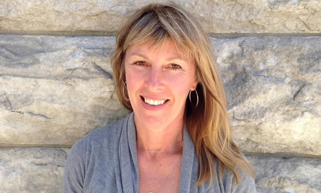 Dianna Ducs is the executive director for Nelson Kootenay Lake Tourism.