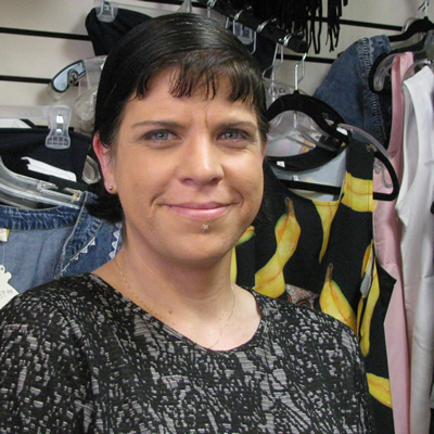 Danielle Ecclestone opened her eclectic novelty shop in Cranbrook in early October 2016.