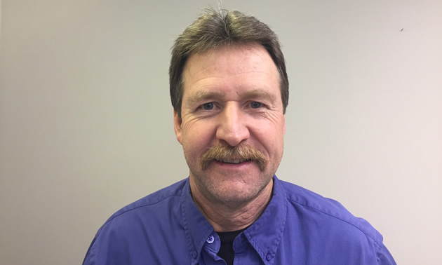Darrell Kemle is the owner/operator of Kokanee Ford and Kemlee Equipment Ltd. in Creston, B.C.