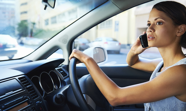Distracted driving: changes in B.C. | Kootenay Business