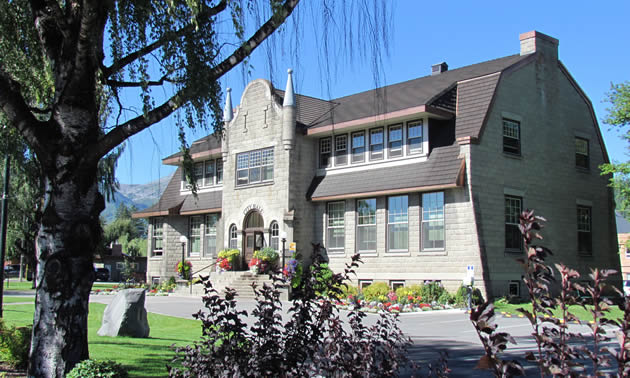 Fernie's historic City Hall