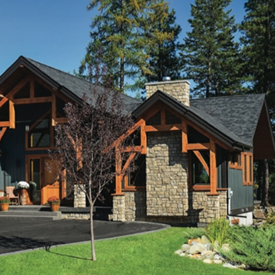 A home built by Tyee Homes.