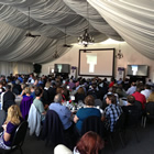 Leadercast, a leadership training webcast put on by JCI Kootenay.