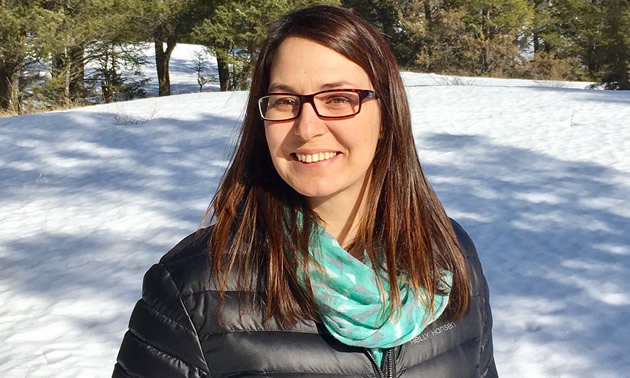 Jessica Fairhart is the program manager for Imagine Kootenay, an organization that promotes and supports regional collaboration for the success of the entire Kootenay region