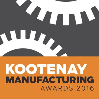 Kootenay Manufacturing Awards 2016