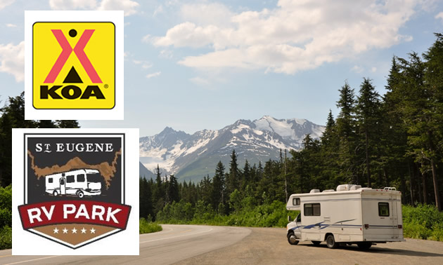 Kampgrounds of America (KOA) and the St. Eugene Golf Resort & Casino have teamed up to create the St. Eugene RV Park, opening Summer 2017.