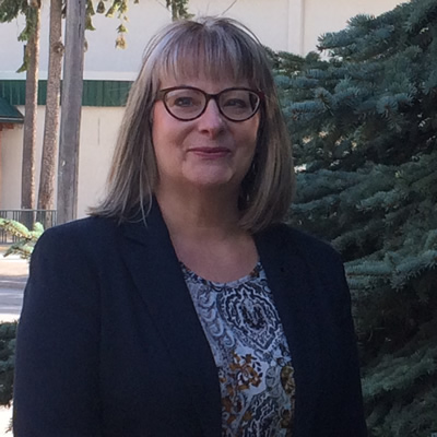 Karen Cathcart is the administrator of the Golden campus of College of the Rockies and the director of Area A (rural Golden) in the CSRD.