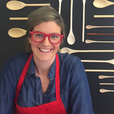 Kayla Sebastian is the owner and chef at The Wooden Spoon Bistro & Bake Shop in Grand Forks, B.C.