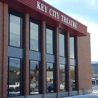 Cranbrook's Key City Theatre Society will be upgrading the theatre's roof structure with help from a Columbia Basin Trust Arts and Culture Venue Grant.