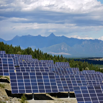 Both Nelson and Kimberley (pictured) have solar projects that are producing power.