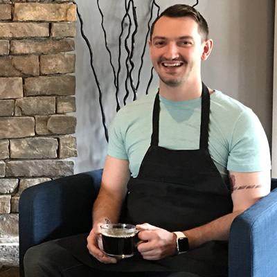 Kris Murrell is a new arrival in the Columbia Valley and the new owner of Smoking Waters Coffee Co. in Fairmont Hot Springs.
