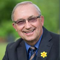 Lawrence Chernoff is the mayor of Castlegar, B.C.