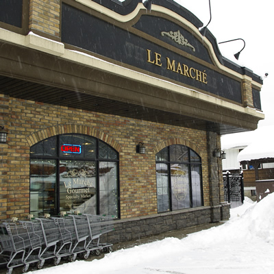 Le Marché Gourmet is a new specialty food store in Revelstoke, B.C.