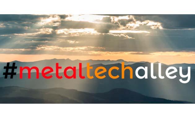 Logo for metaltechalley.