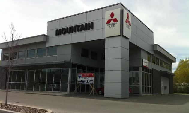 Mitsubishi Dealership To Reopen In Cranbrook Kootenay Business - Mitsubishi dealer ship