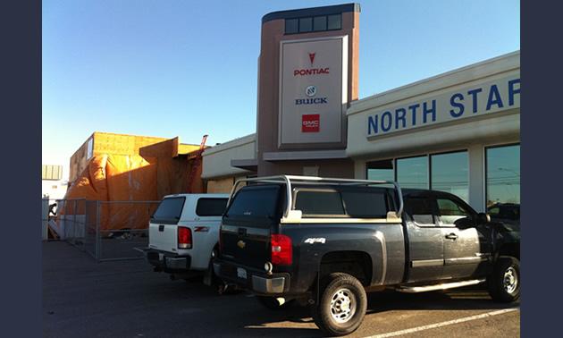 North Star Gm Under Renovations Kootenay Business