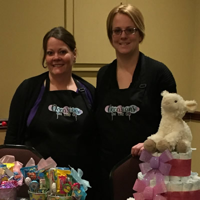 Erika Schlichting and Ruby Kozicky have recently launched Occasions On The Go Event Planning Inc. in Cranbrook, B.C.