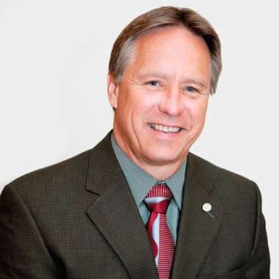 Ron Oszust is the mayor of Golden, B.C.