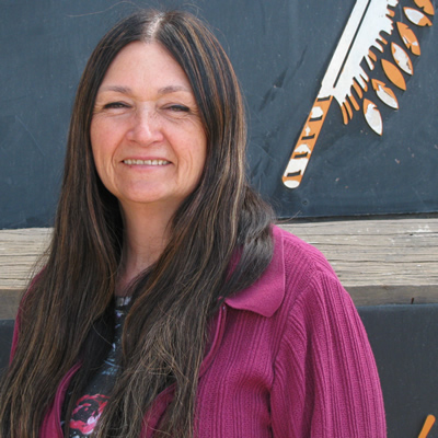 Rosemary Phillips is acting economic sector director for the Ktunaxa Nation