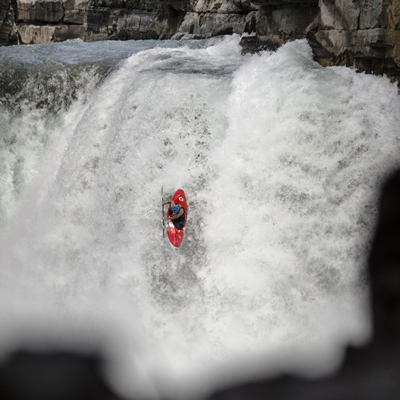 World-class whitewater kayaking attracted Seán McTernan to Fernie, B.C.
