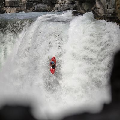 World-class whitewater kayaking attracted Seán McTernan to Fernie, B.C.