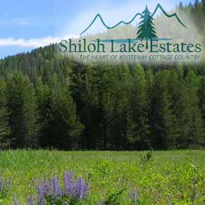 Picture of mountain valley, Shiloh Lake Estates