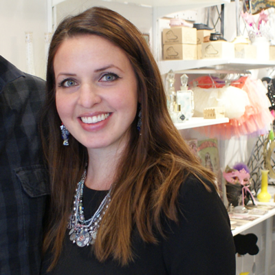 Wabie Quayle of Nelson is making a great success of her business, Starbird Bakehouse