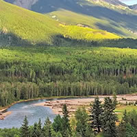 Teck's land purchase in British Columbia's Elk Valley and Flathead River Valley for the purposes of conservation