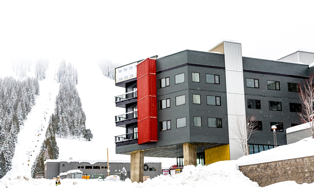 The Josie is a boutique hotel scheduled to open in the summer of 2018 in Rossland, B.C.