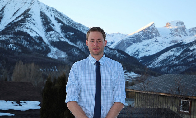 Trent Mason is the owner/operator of 2 Percent Realty, which is based in Cranbrook, B.C.