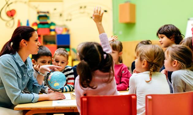 The Trust's Child Care Capital Grants provide over $1 million to 41 child care facilities.