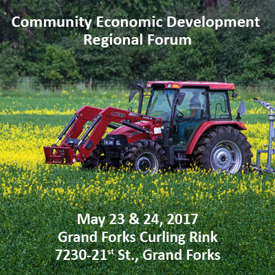 The 13th annual Community Economic Development Regional Forum presented by Community Futures Development Corporation, Boundary, is titled