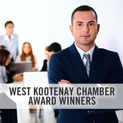 West Kootenay chamber awards